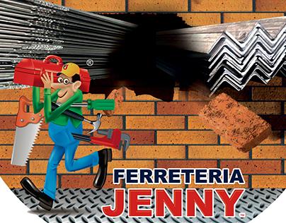 ferreteria jenny banner