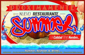 proximamente restaurante summer