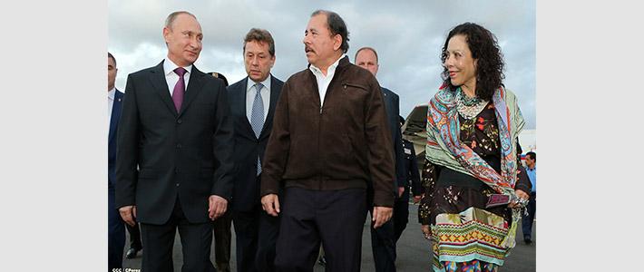 Nicaragua felicita 31 Aniversario de la Declaración de la Soberanía Nacional de la Federación de Rusia