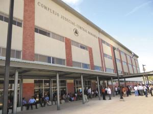 AFInauguración del Nuevo Complejo Judicial Central de Managua que  Albergará a los Juzgados capitalinos y el Tribunal de Alepaciones de  Managua (TAM). ALEJANDRO FLORES