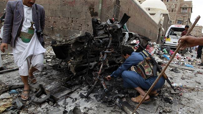 5 muertos tras explosión de bomba en una mezquita en Yemen