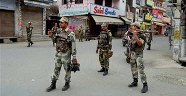 6 personas murieron en un ataque terrorista en India