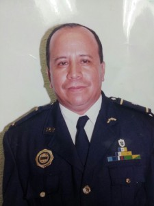 Comisionado Jose Guadalupe Marquez Chavez