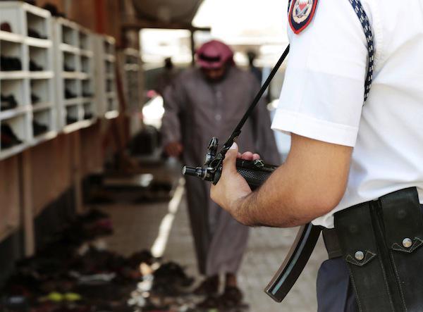 Dos policías murieron por la explosión de una bomba en Bahrein
