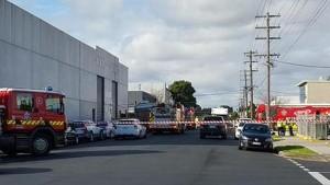 Evacuan a cientos de trabajadores en Australia por una fuga de gas