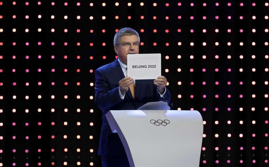 Pekín es elegida para los Juegos Olímpicos de Invierno 2022