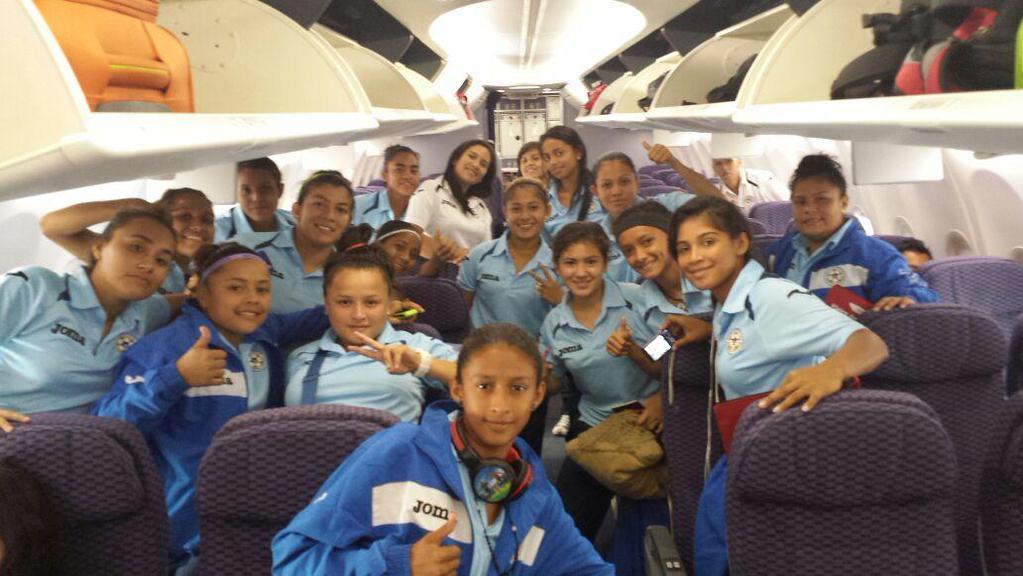 Selección femenina sub 20 lista para eliminatorias