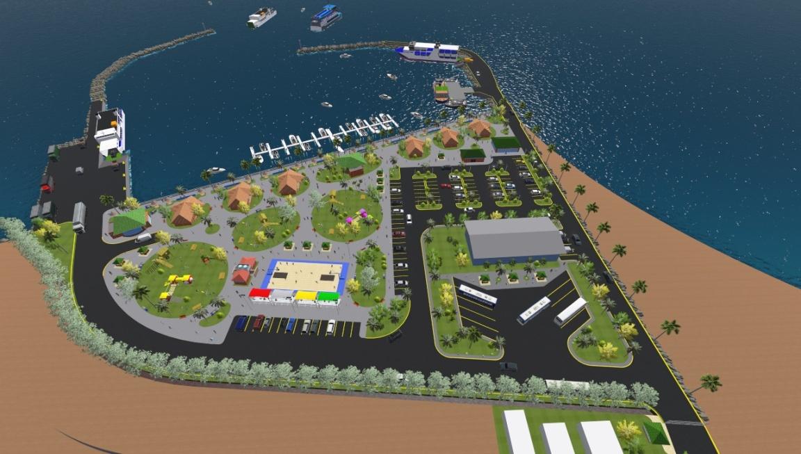 modernizacion puerto san jorge rivas