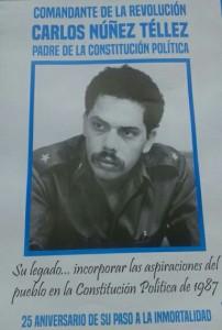 comandante Carlos Núñez