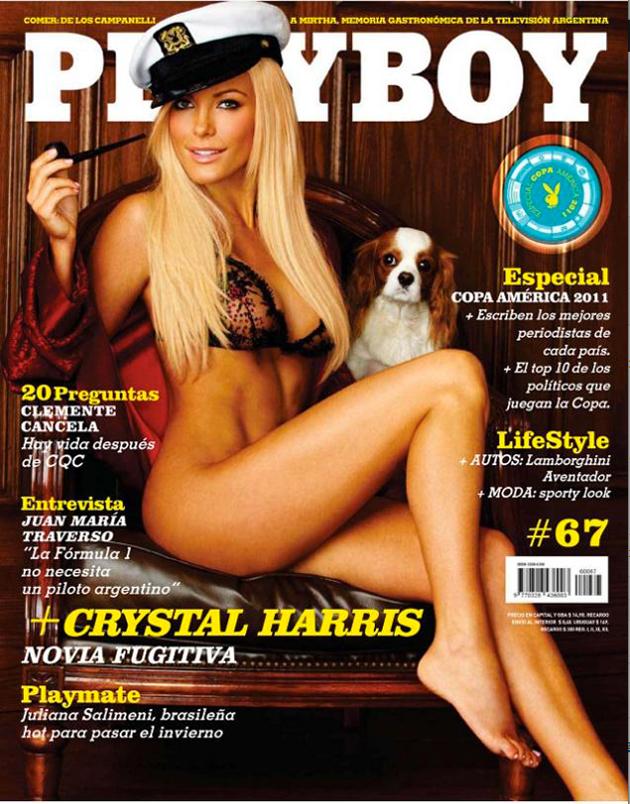Las chicas de al lado Playboy desnuda