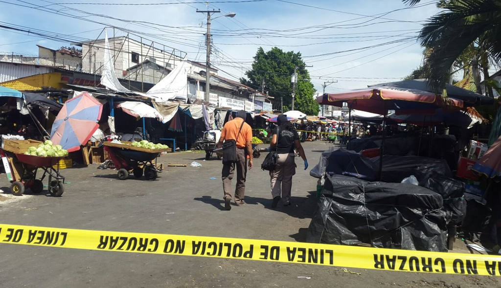 Esteliana muere durante fuego cruzado entre mareros y policías en El Salvador