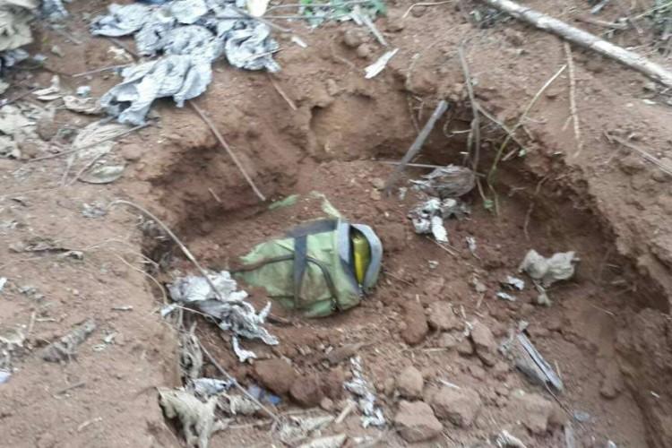 Hallan 103 kilos de cocaína en pista tica donde despego avión hallado en cañaveral chinandegano (2)