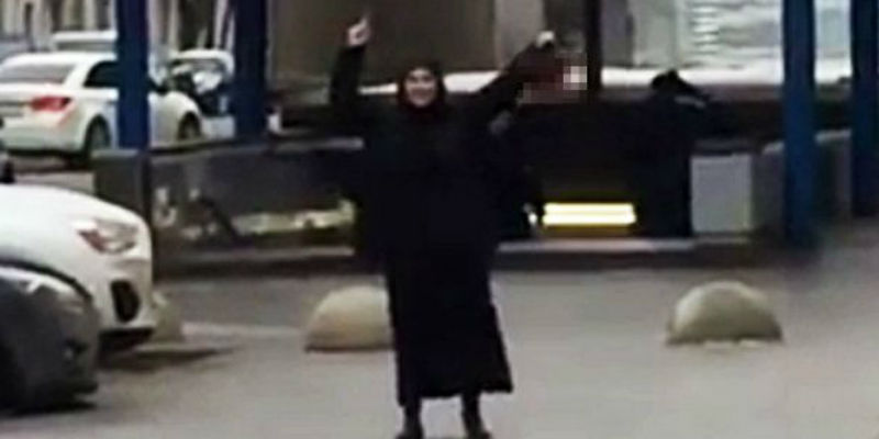 Detienen a una mujer en Rusia que decapitó a una niña