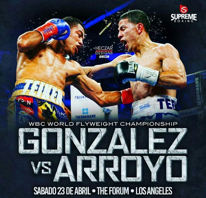 Chocolatito vs Arroyo