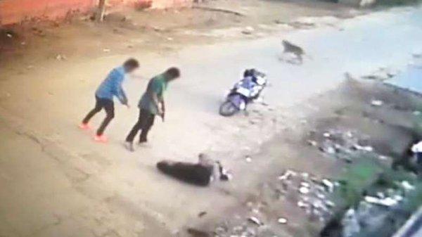 matan al El deportista indio Sukhvinder Narwhal