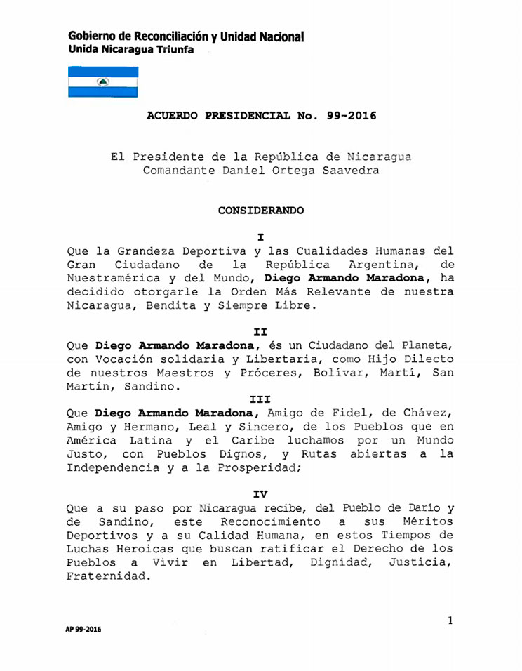 AP_99-2016_ORDEN_AUGUSTO_CESAR-SANDINO_DIEGO_ARMANDO_MARADONA_Page_1