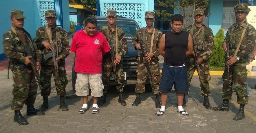 Capturan a nica y guatemalteco con más de 60 kilos de cocaína en Rivas1