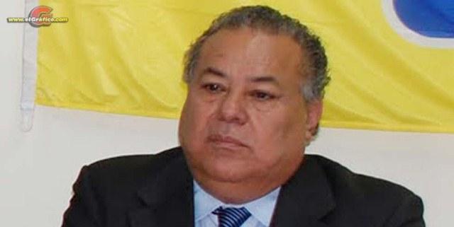 Julio Rocha, ex presidente de la Federación de Fútbol de Nicaragua