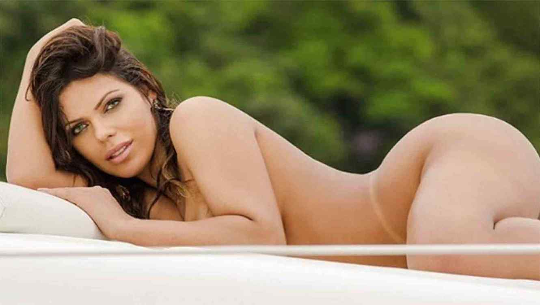 Macarena perez desnuda en gran hermano argentina