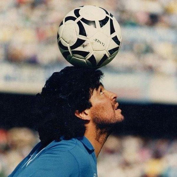 ¿Será Diego Armando el indicado para estar al frente de la selección argentina ?