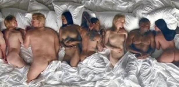 Taylor Swift se arrecha con Kanye West por video donde aparece desnuda