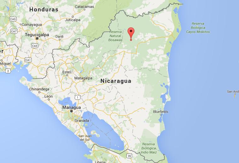 bonanza google maps
