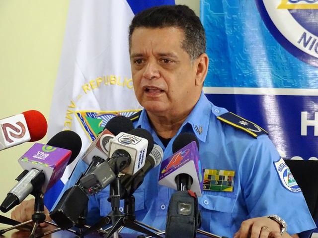 comisionado general Francisco Díaz