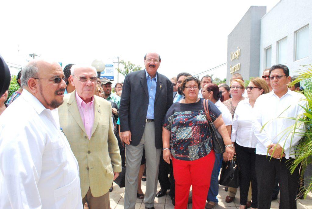 Alianza Unida Nicaragua Triunfa presenta a candidatos a diputados