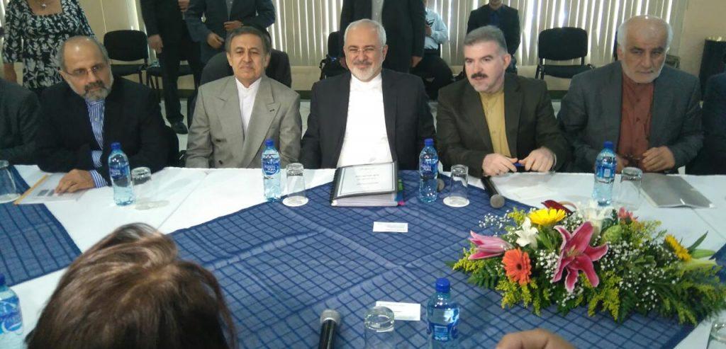 Canciller de Irán arribó a Nicaragua