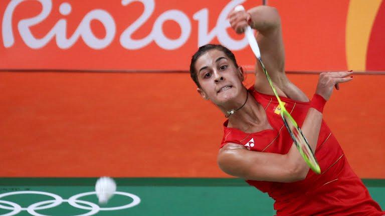 Carolina Marín conquista el oro en bádminton olímpico