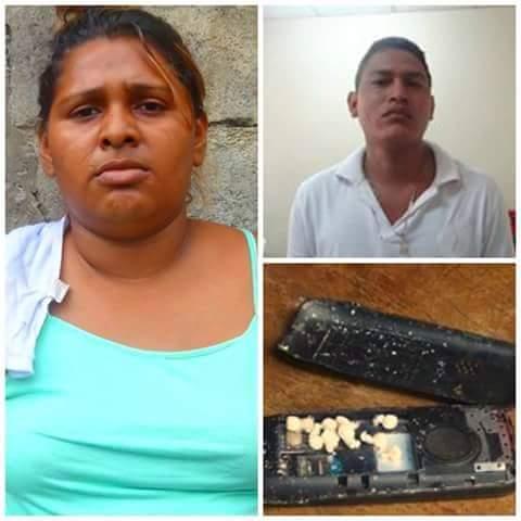 Irania Darse y Freddy Quiroz Urbina