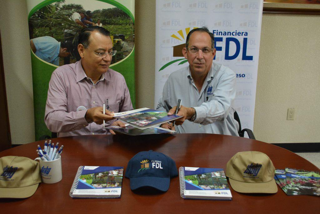 John May y Financiera FDL firman convenio para apoyar al sector agropecuario2