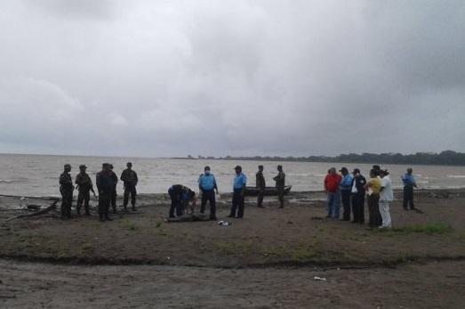Migrantes-africanos-Nicaragua-lago