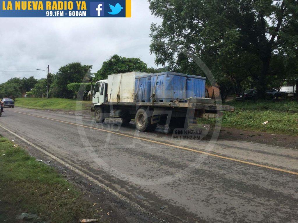 Motociclista rivense termina sus días estrellado contra un camión1(1)