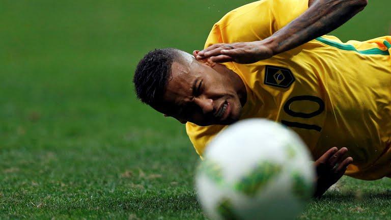 Neymar y Brasil se juegan la vida en los Olímpicos