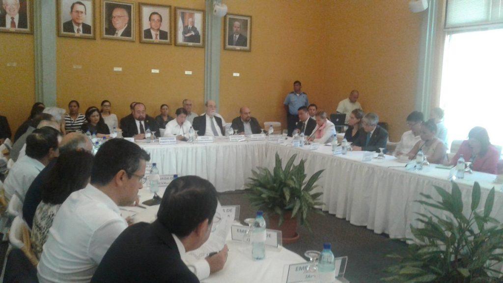Nicaragua presenta el Libro Blanco al cuerpo diplomático