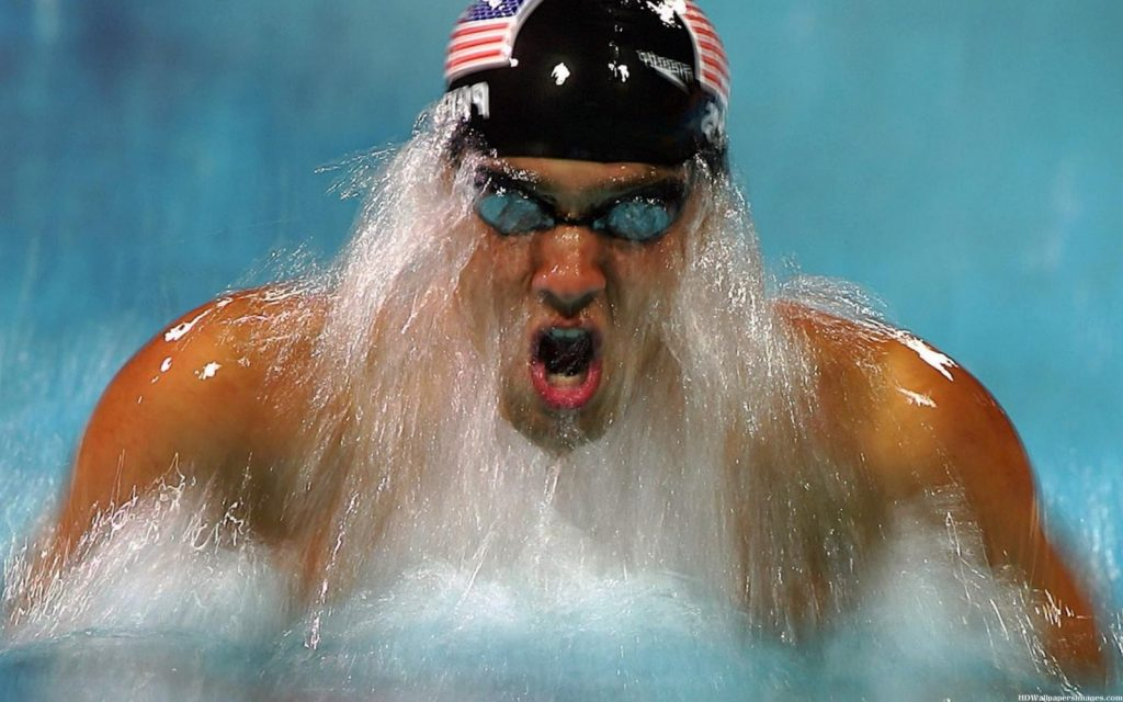 Phelps confirma su retiro de la natación