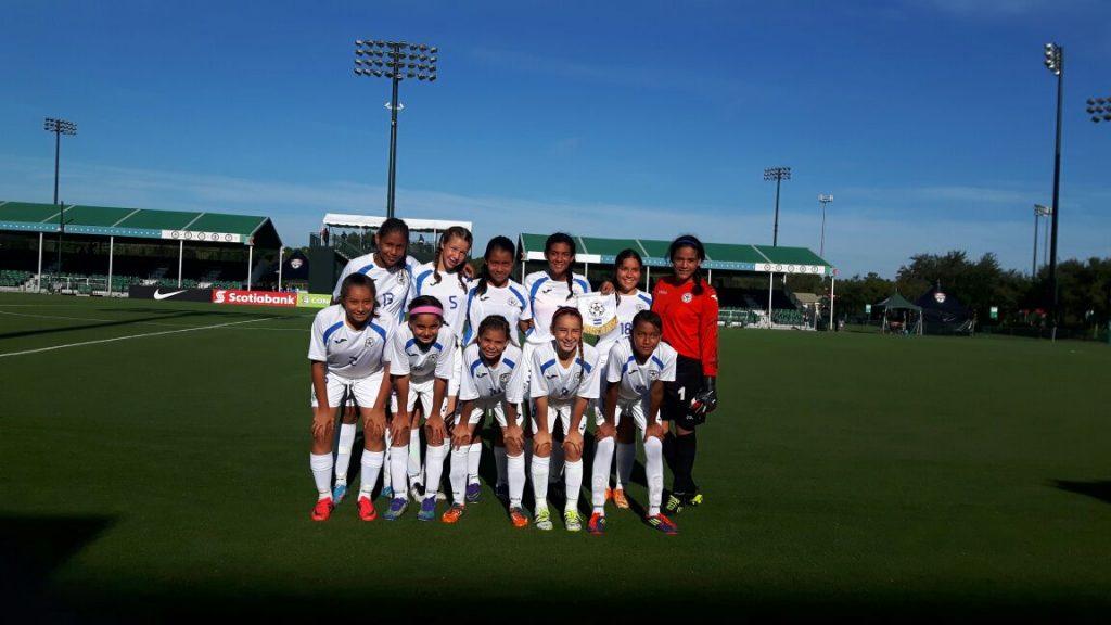 Selección Futbo Sub-15 Nicaragua cae ante San Vicente y Granadinas en Orlando