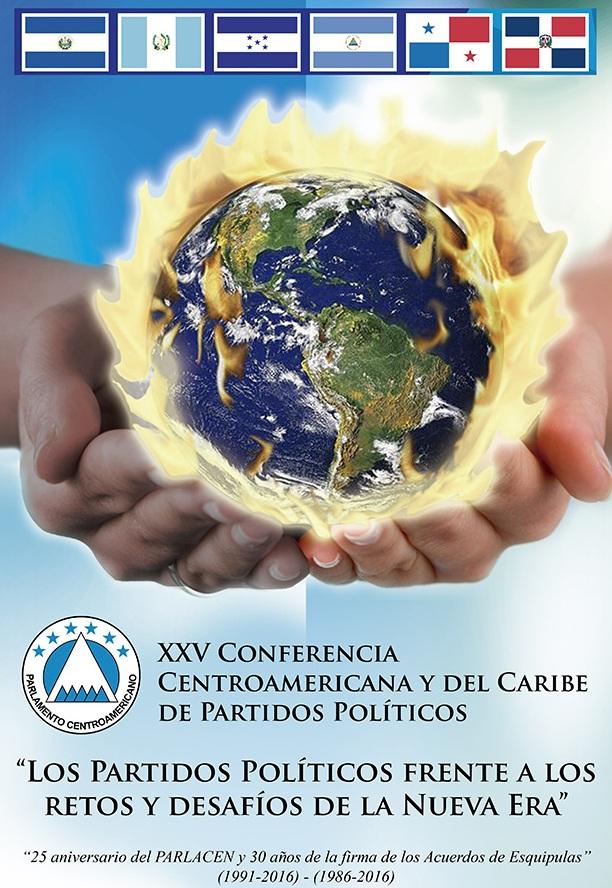 XXV Conferencia Centroamericana y del Caribe de Partidos Políticos
