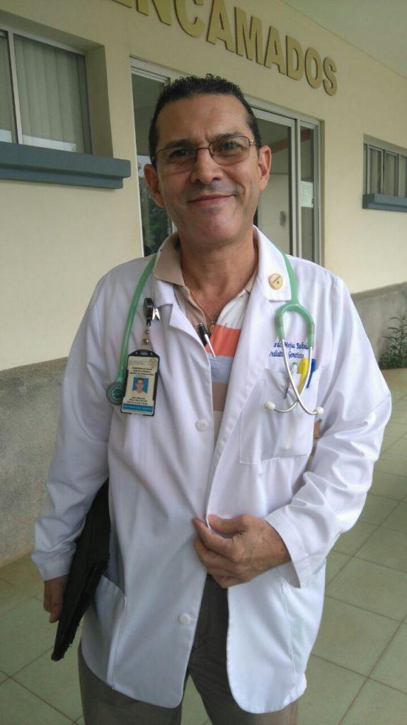 doctor Gerardo Mejía