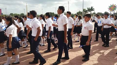 estudiantes nicaragua septiembre