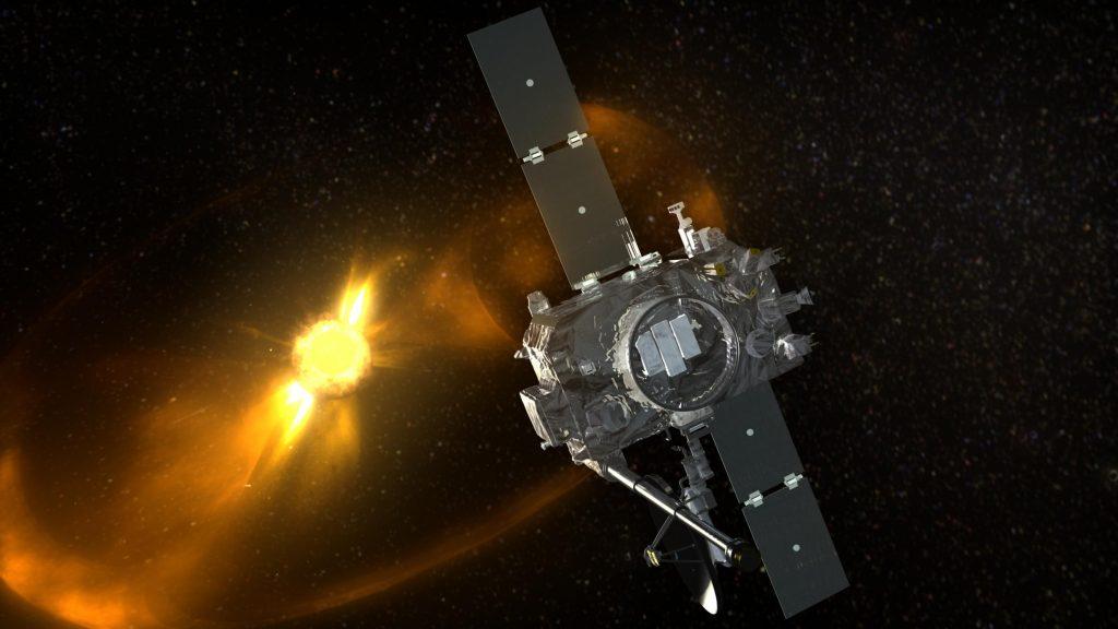 nave espacial referencia