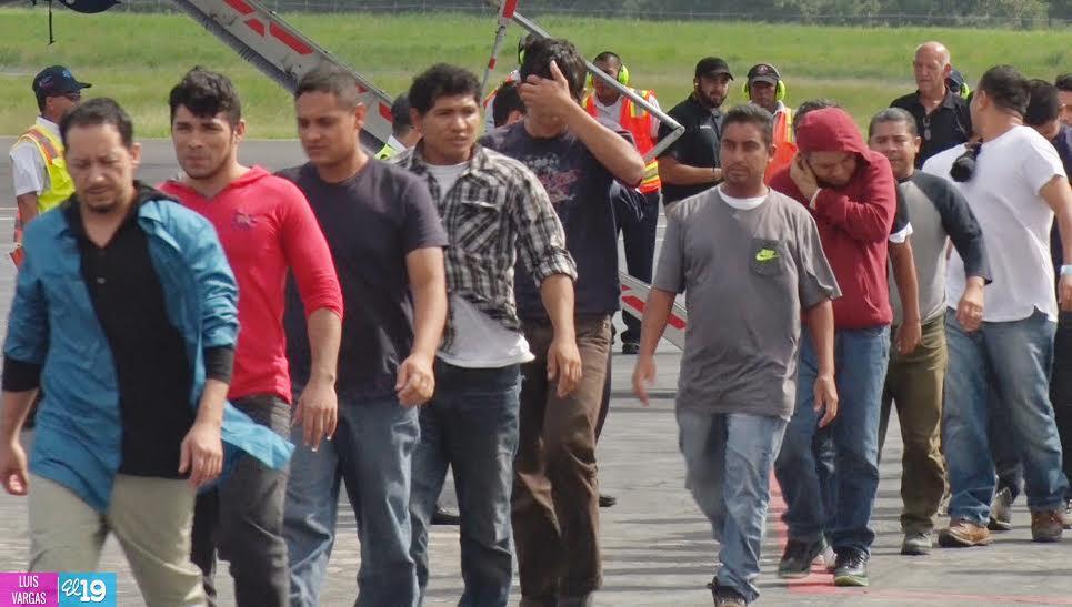 nicas deportados