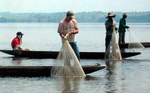 pescadores nicas