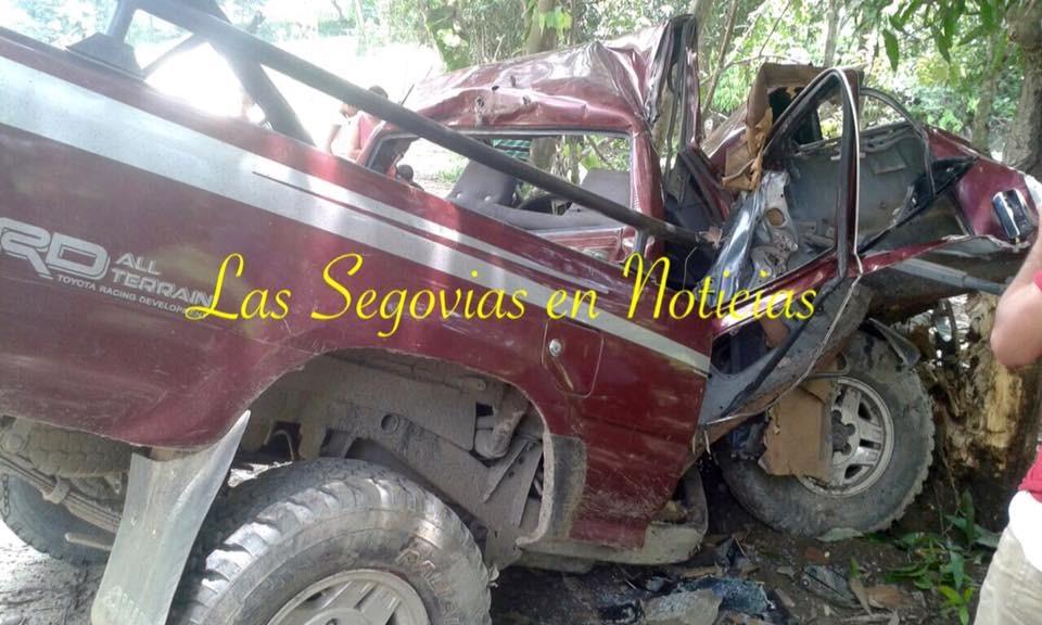 Cortesía: Las Segovias en Noticias