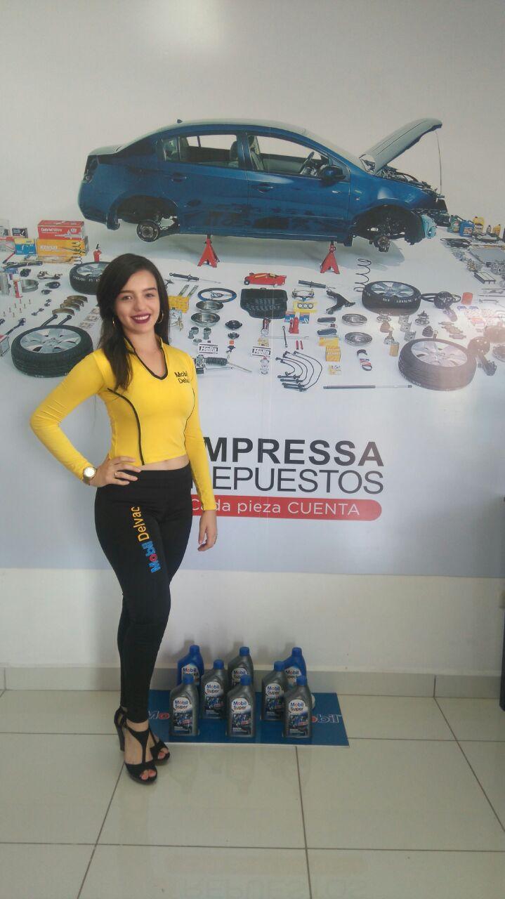 IMPRESSA Repuestos abre tercera tienda en Managua