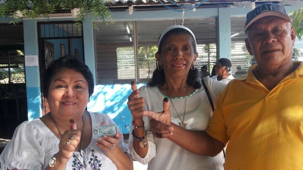 Obtiene FSLN 65,7% de votos en elecciones de diputados en Nicaragua