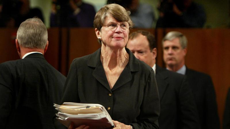 Falleció la ex fiscal general estadounidense Janet Reno