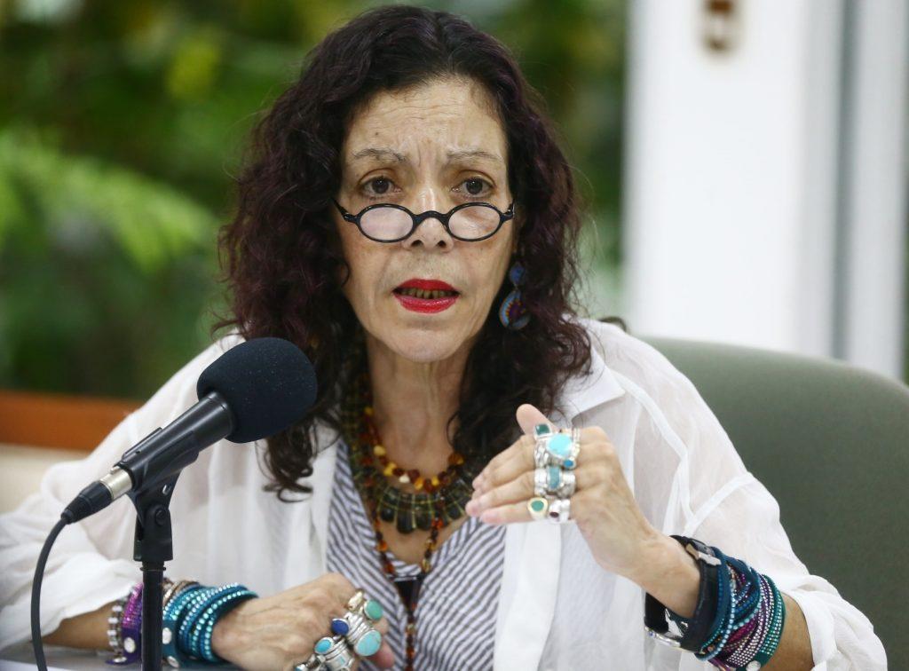 Compañera Rosario Murillo, Vicepresidente de Nicaragua