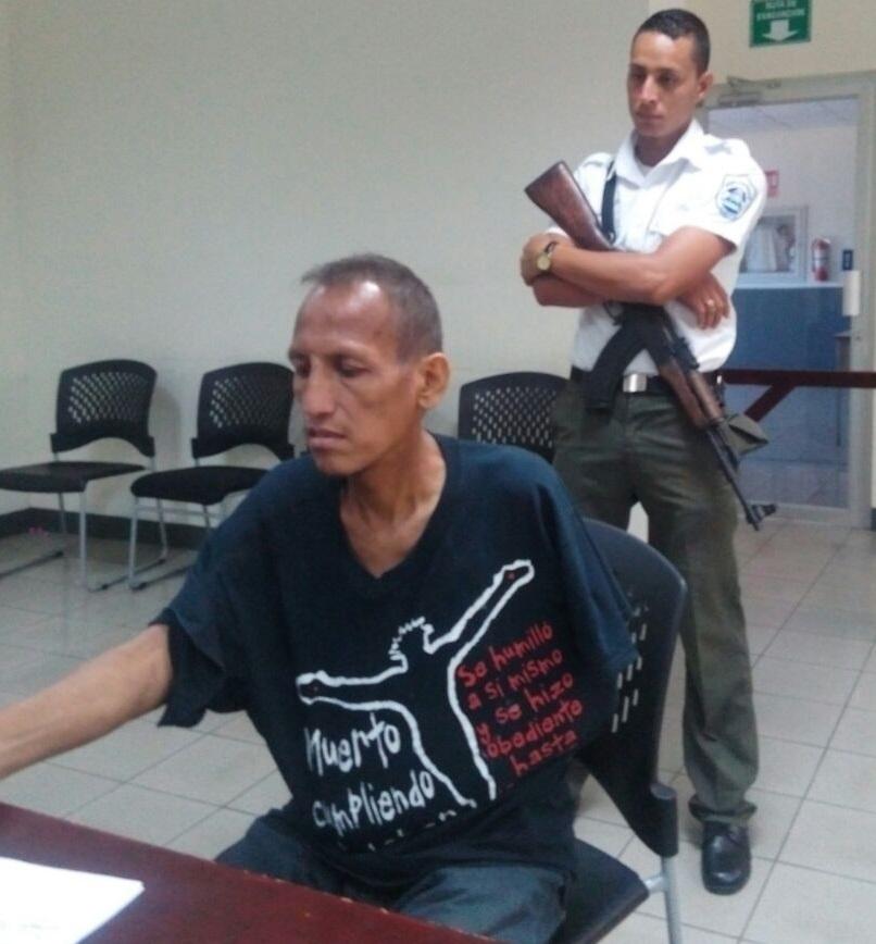 Preso por homicidio tambi n ser juzgado por robo cometido for Juzgado del crimen